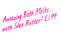 with Shea Butter! £1.99